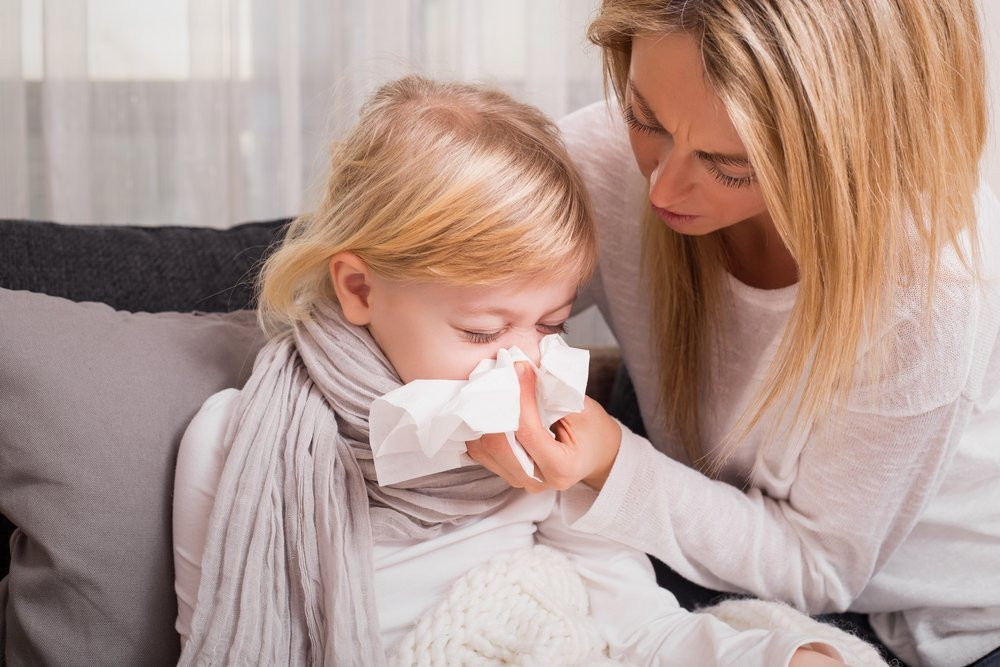 Вирус у детей