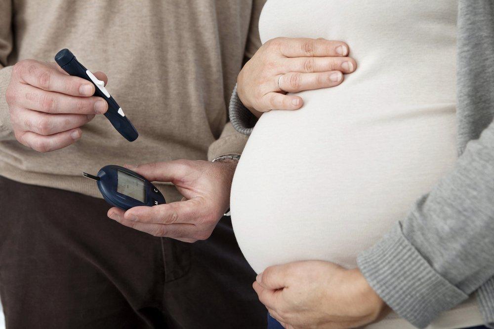 Сахарный диабет и беременность