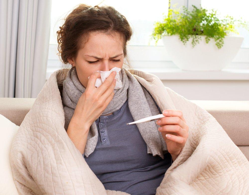 Острые вирусные инфекции