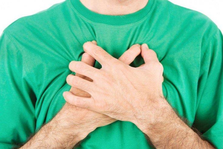 Отдышка и болит в области сердца что thumbnail