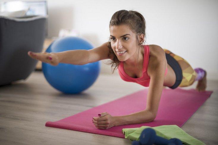 Прыжки с махами рук сколько сжигается калорий