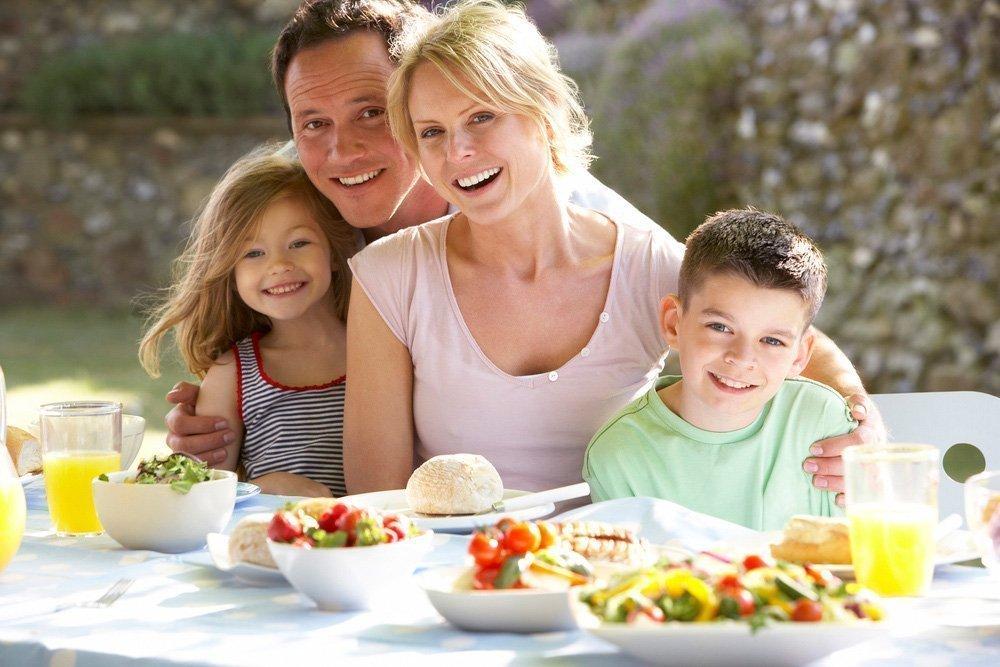 Здоровые выходные в моей семье картинки