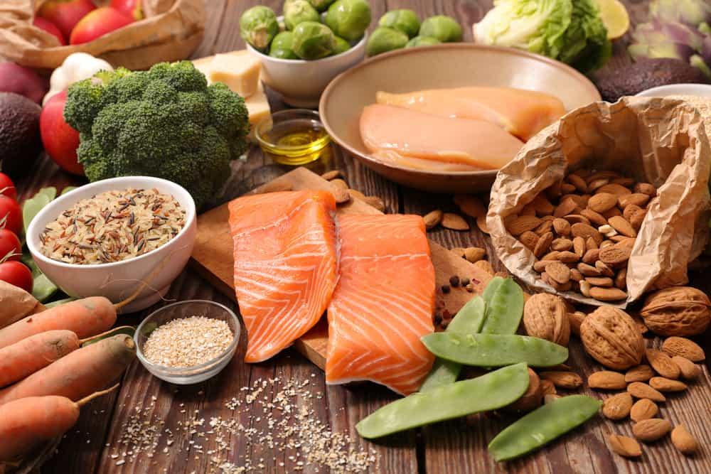 Лучшие сбалансированные диеты