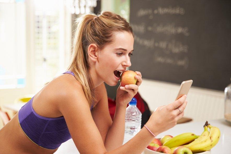 Диета для уменьшения бедер: продукты для быстрого