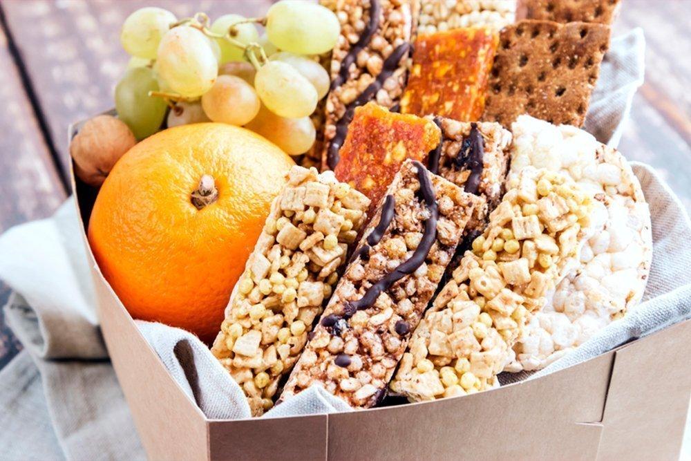 Мюсли на завтрак во время диеты