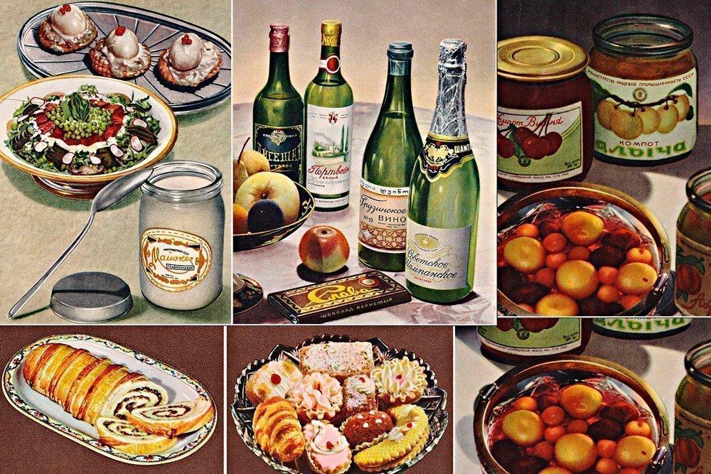 блюда советской кухни рецепты с фото украла сотрудников