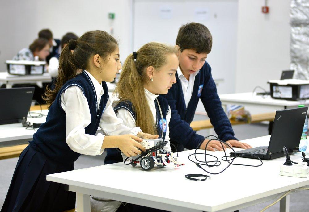 простой картинки современных технологий в школе узорчики или