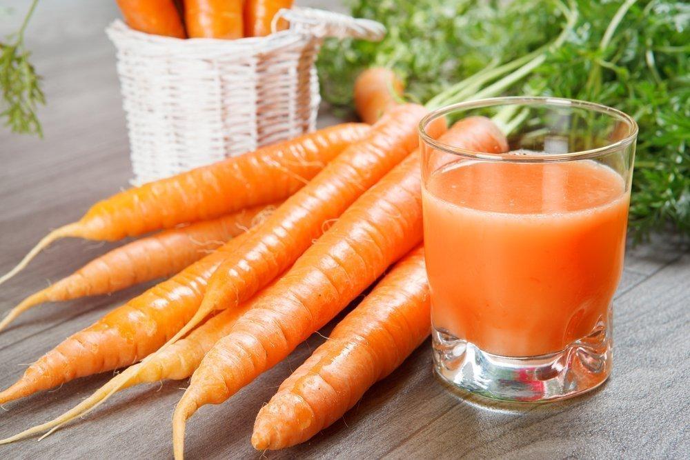 картинки морковь и морковный сок всему