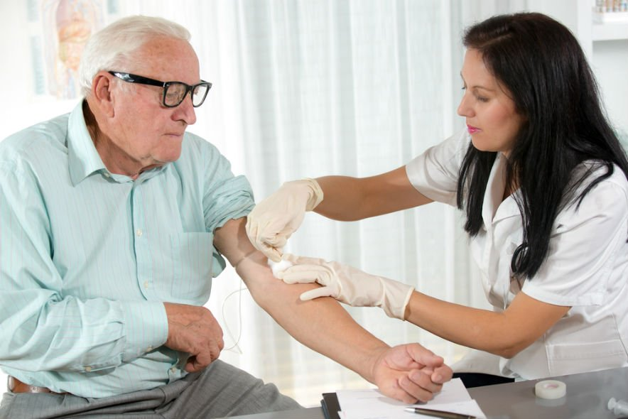 Как почистить кровь при фурункулезе