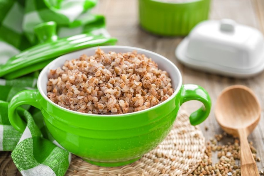 Рисовая перловая диета