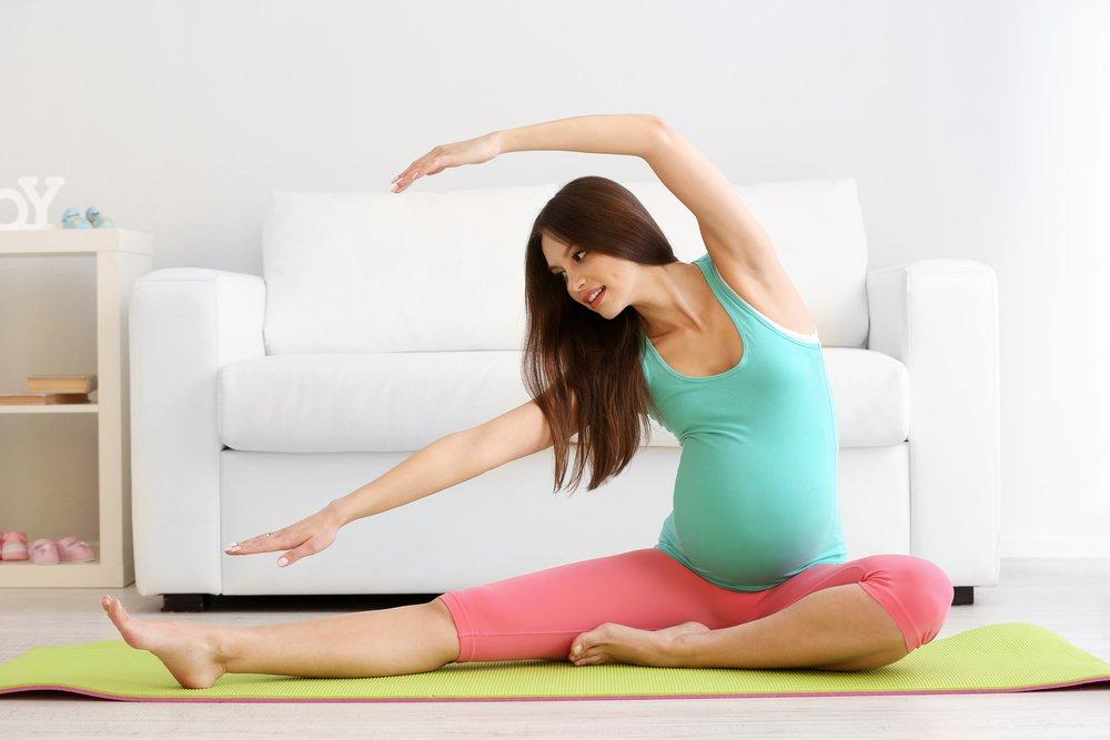Картинка лфк беременной