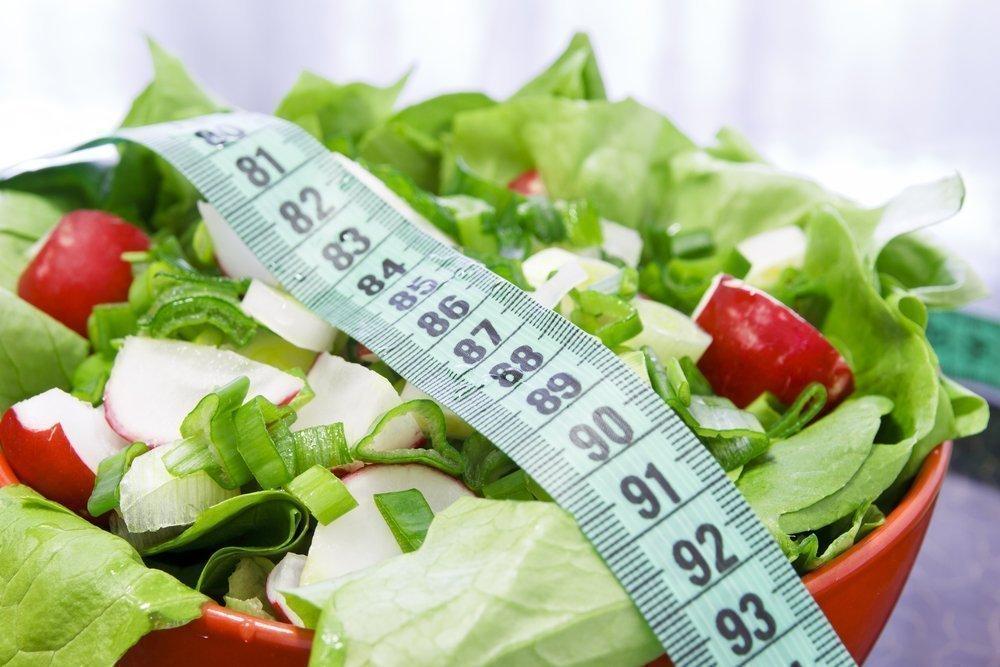 Еда Для Эффективного Похудения. Полный список продуктов для похудения