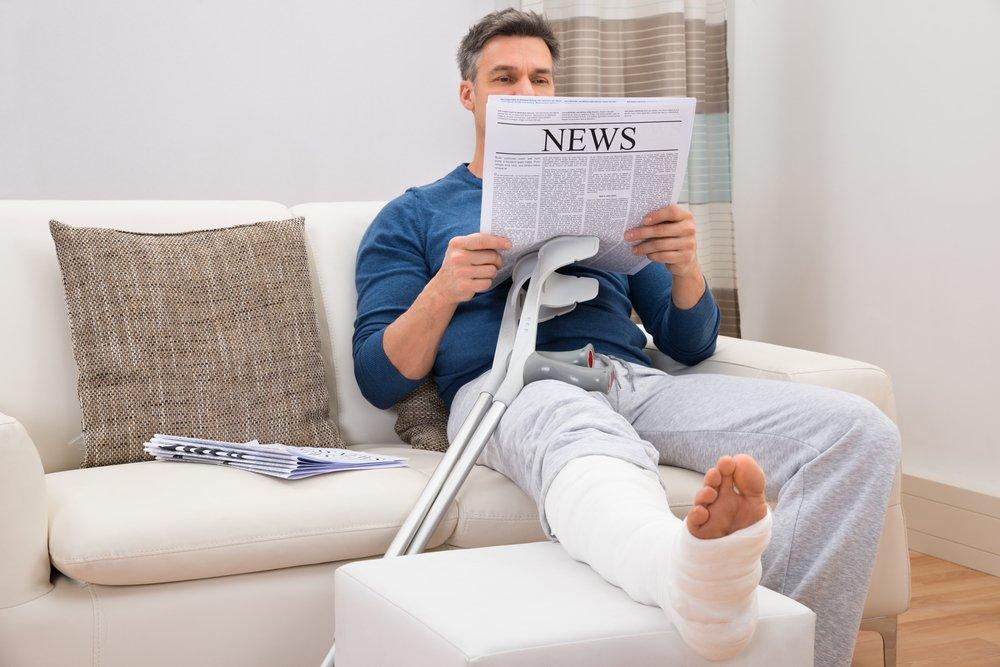 Получена новая информация о том, как срастаются сломанные кости