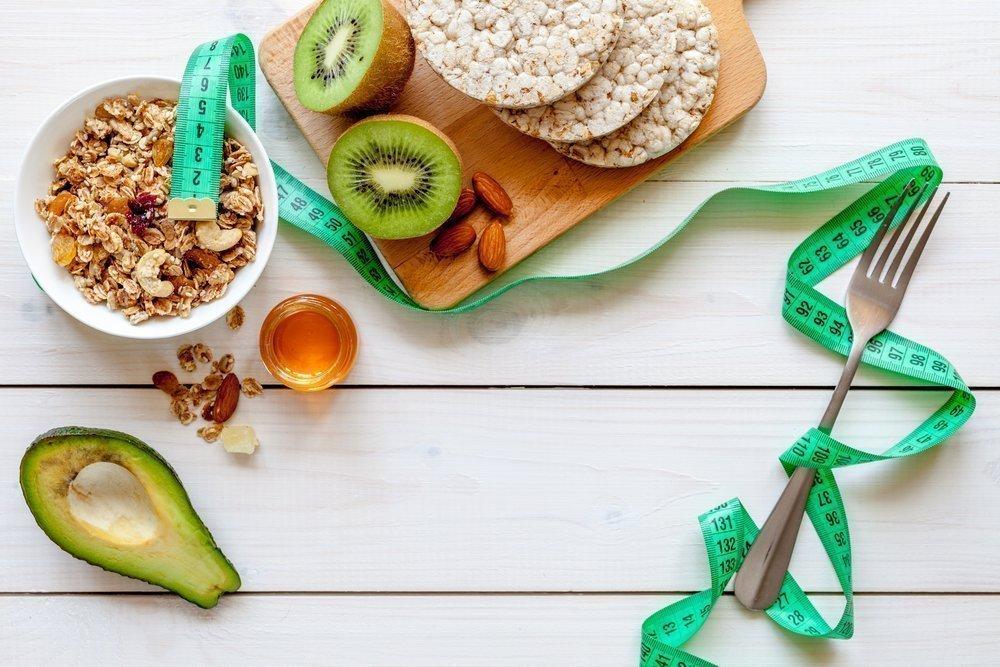 Приложения спорт и диета