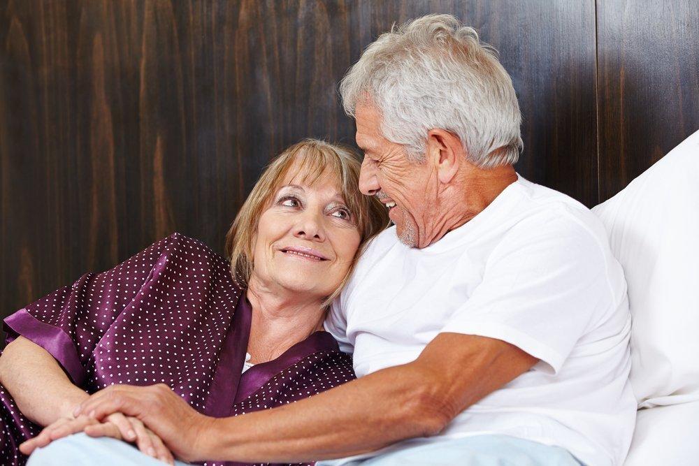 Как заняться любовью с пожилым мужем