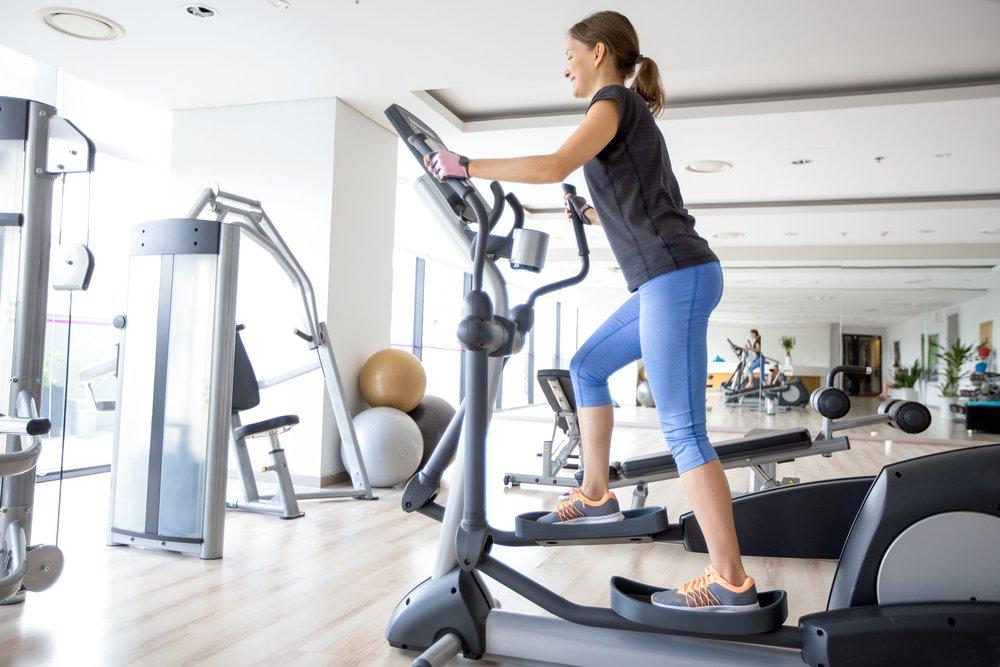 Тренажеры Для Тренировок С Целью Похудения. Упражнения и программы для похудения в тренажерном зале