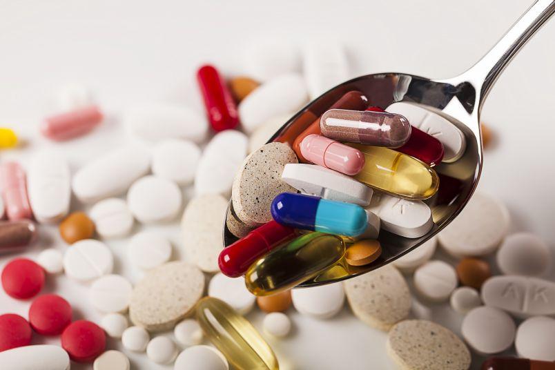 Препараты и питание