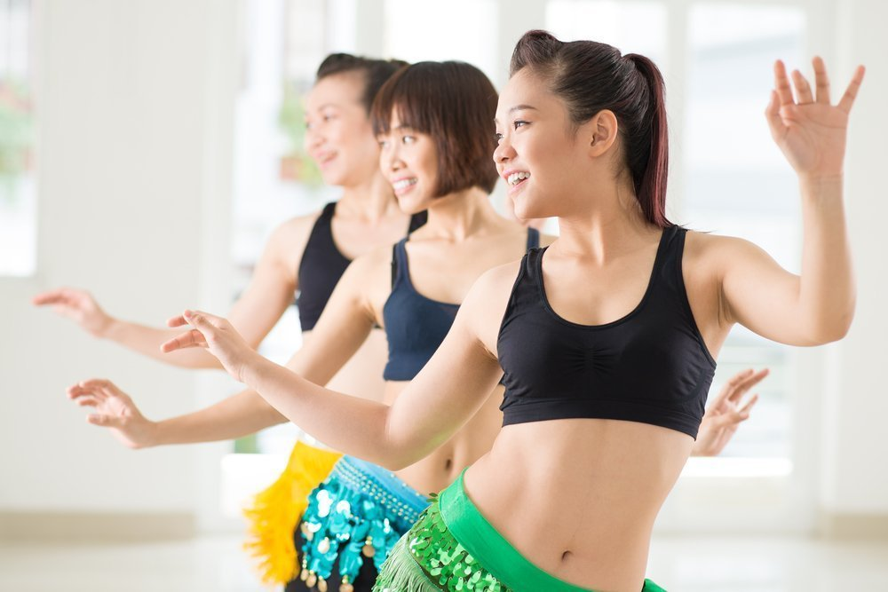 Можно Похудеть Если Заниматься Восточными Танцами. Как помогает танец живота для похудения