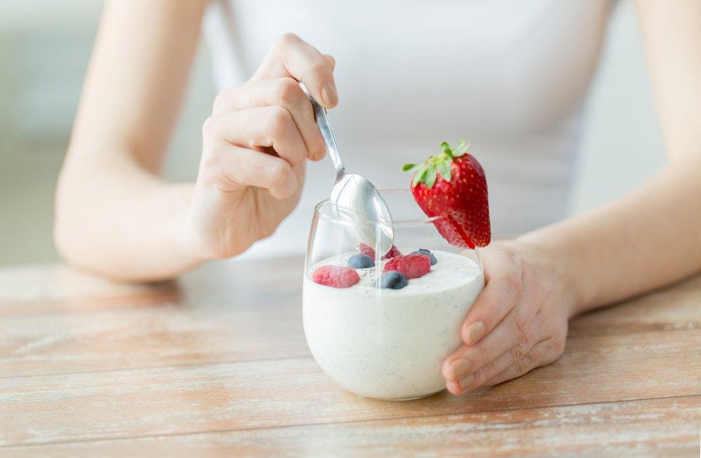 Йогурты йогуртовая диета