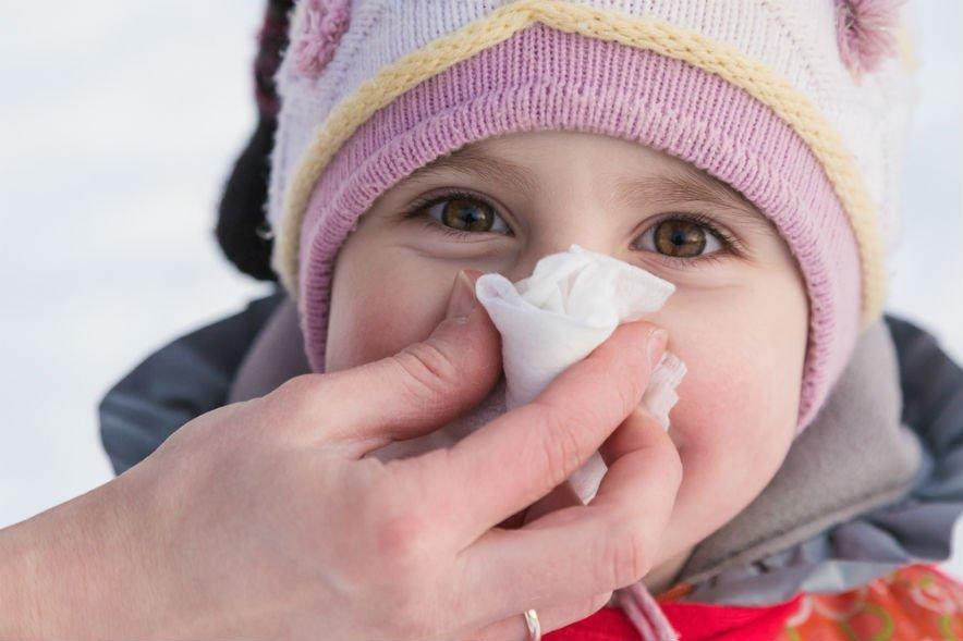 В регионе уровень заболеваемости ОРВИ на 39% ниже эпидпорога