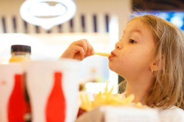 Хэппи Мил» – еда для счастливых детей?