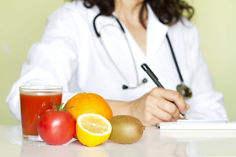 Суть медицинская диеты