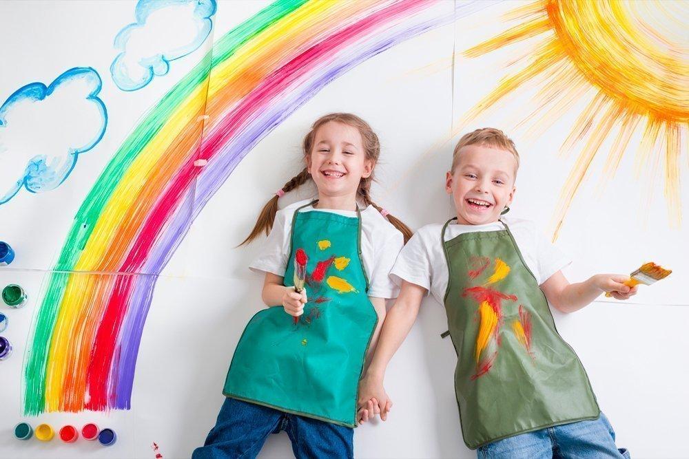Картинки детское искусство