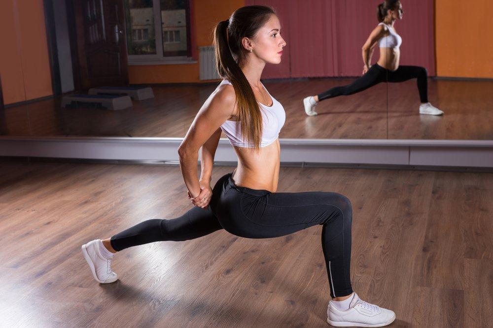 Аэробика Для Похудения Ног. Топ 10 упражнений для похудения ног девушкам в домашних условиях