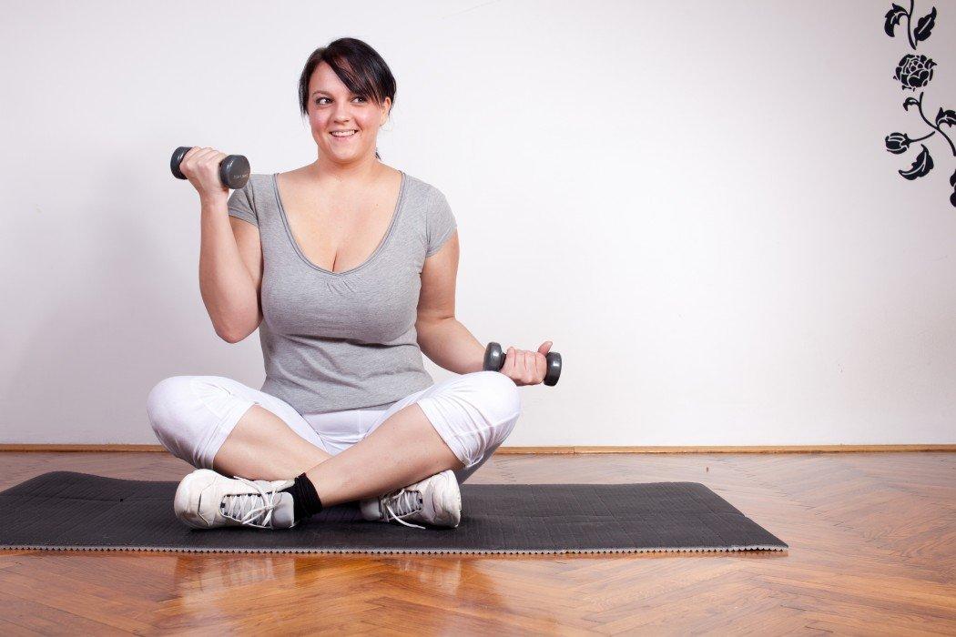 Видеокурс фитнес похудение