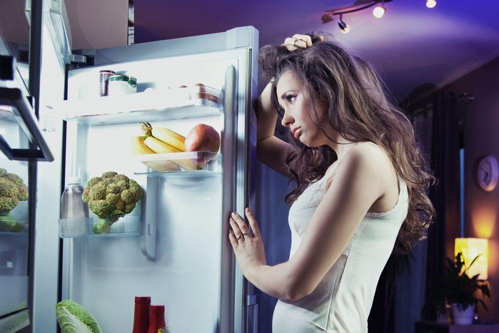 перестала есть на ночь и похудела
