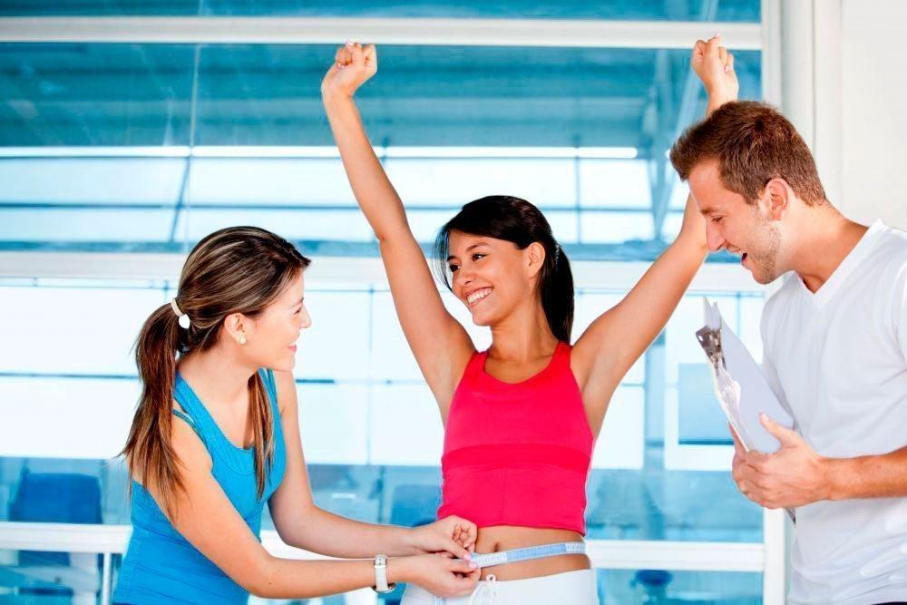 Психологическая поддержка при похудении