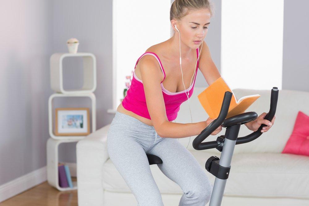 Велотренажеры Помогают Похудеть Всем. Поможет ли велотренажер для похудения (и как правильно заниматься)