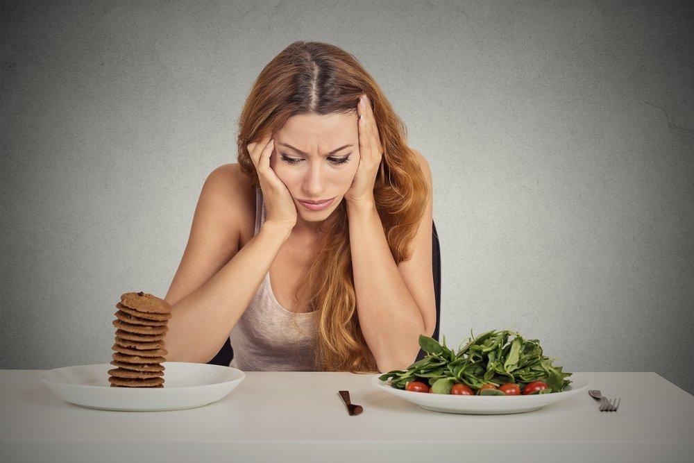 Полезно сидеть на диете