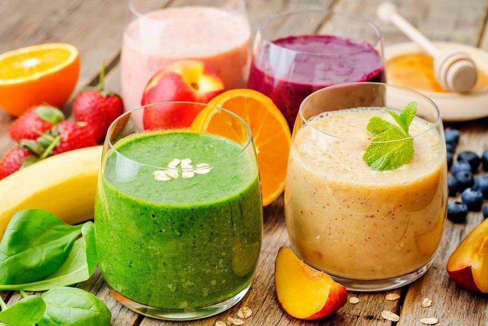 Fruity stix - фруктовый коктейль для похудения в Махачкале