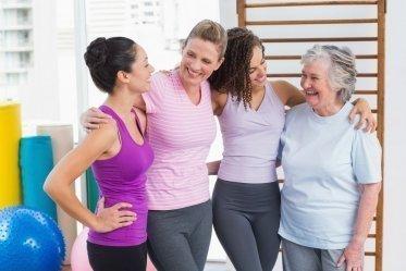 Как подобрать фитнес по возрасту?