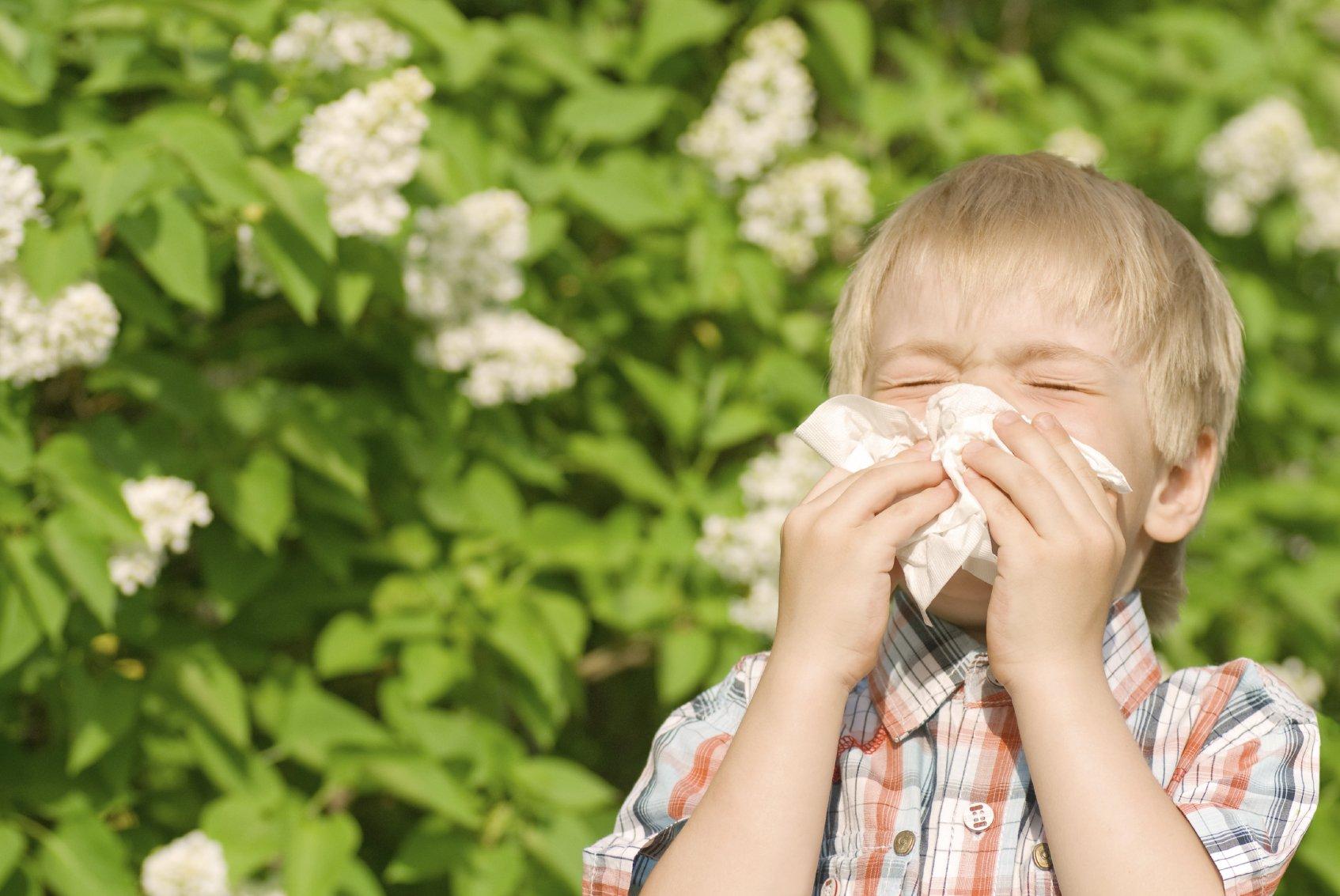 Картинки ребенка с аллергией
