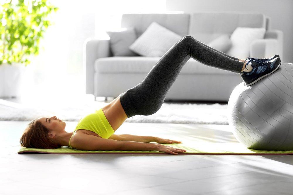 Похудение онлайн упражнения
