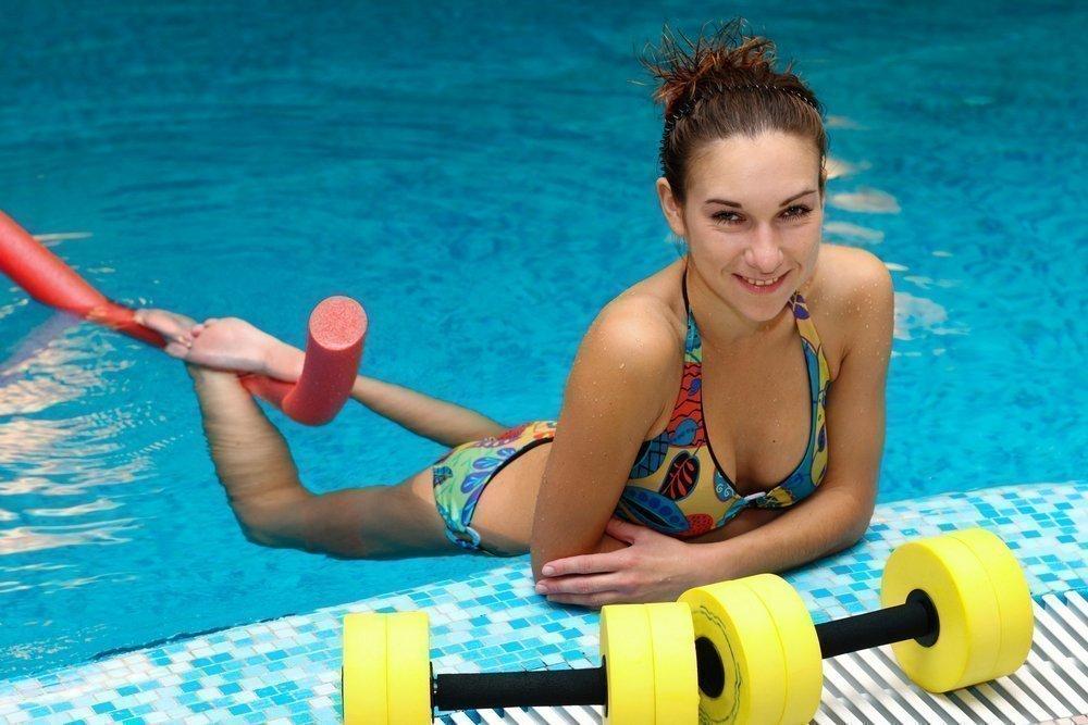 Как Эффективен Бассейн Для Похудения. Эффективные упражнения в бассейне для похудения живота, боков и бёдер