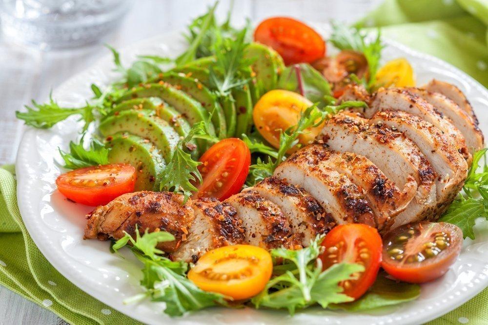 Низкоуглеводная кетогенная диета