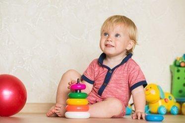 Развивающие проказа на малыша через лета прежде трех лет
