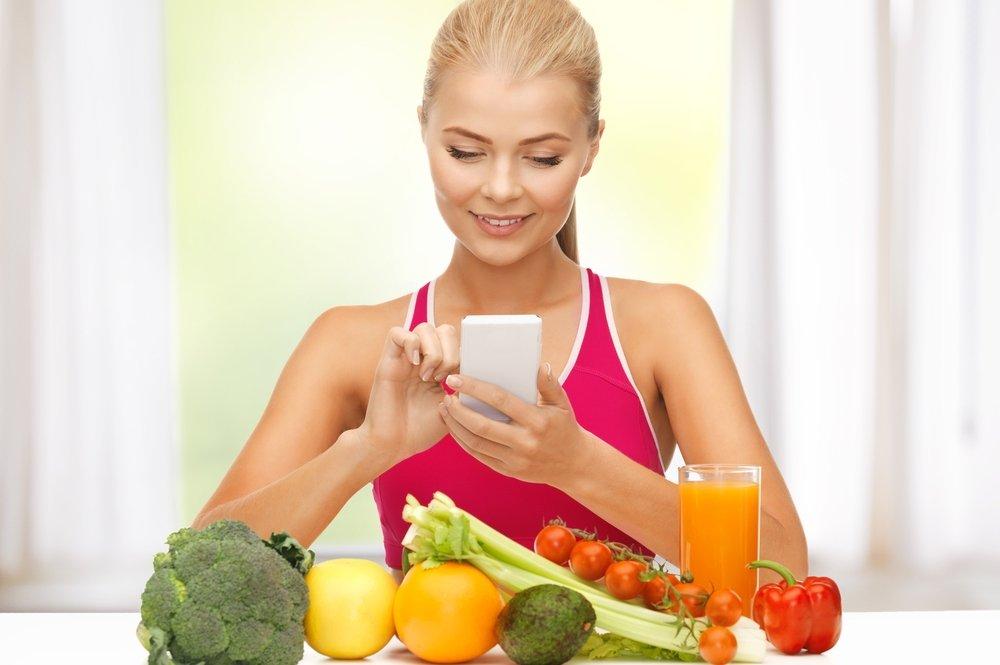 Основа правильного похудения