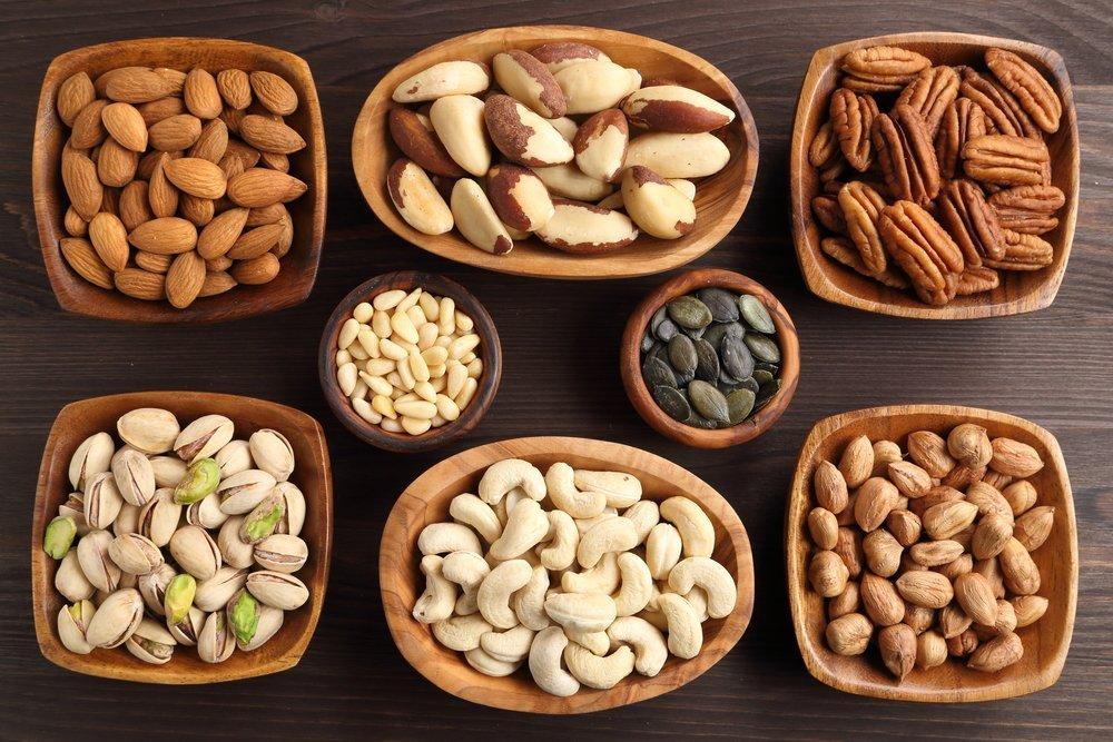 Какие Орехи Подходят Для Диеты. Почему орехи нужно есть при похудении