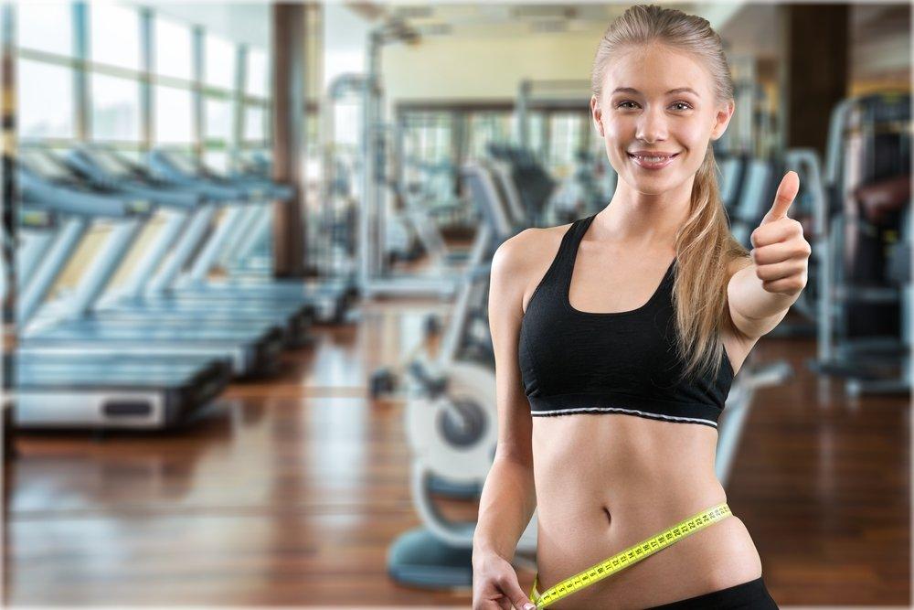 Как сбросить вес в тренажерном зале женщине