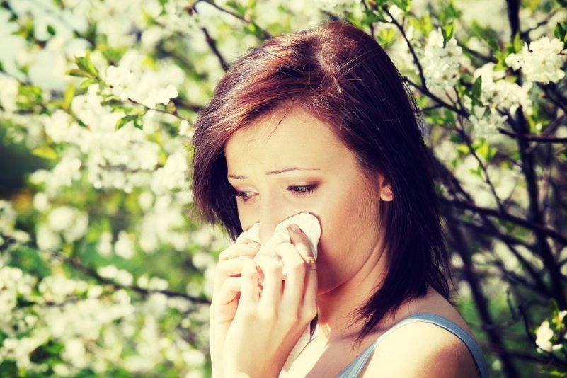 сезонная аллергия лечение