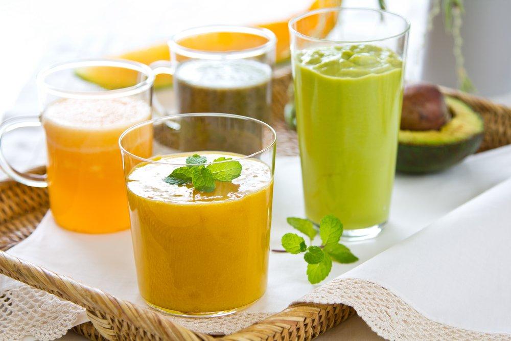 Жидкая диета для желающих похудеть