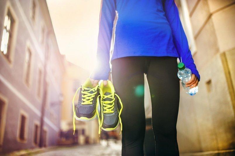 Как ходить, чтобы худеть: правила тренировки