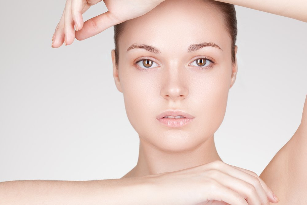 Картинки женского лица без макияжа