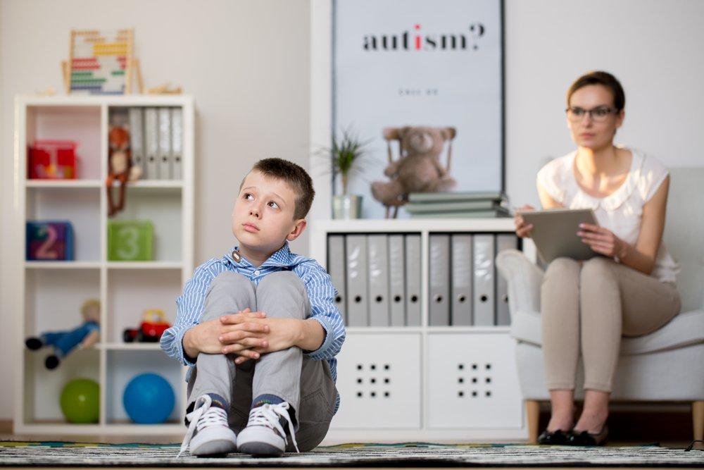 Дети с аутизмом фото