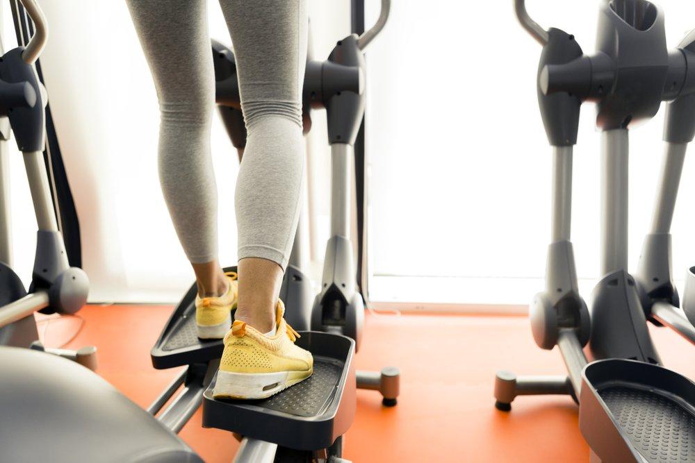 Тренажер для ходьбы для похудения