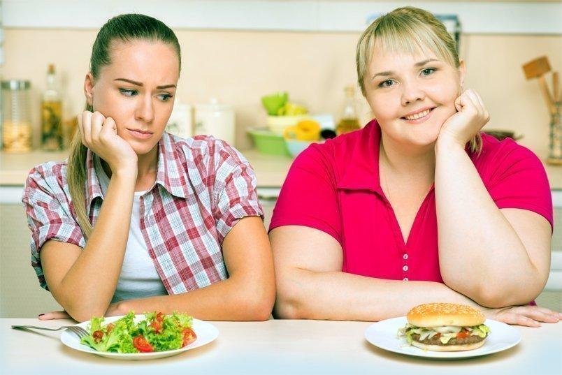 Как похудеть больному диабетом